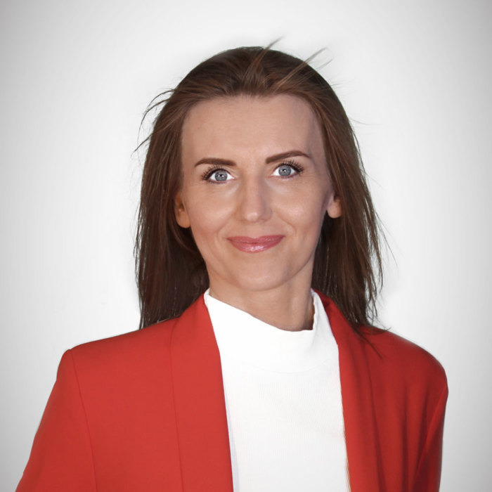 Portraitfoto von Olga Hendricks, amiea National Trainer