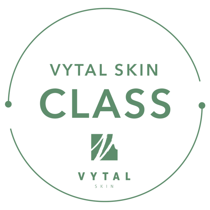 Icon for amiea Vytal Skin Class