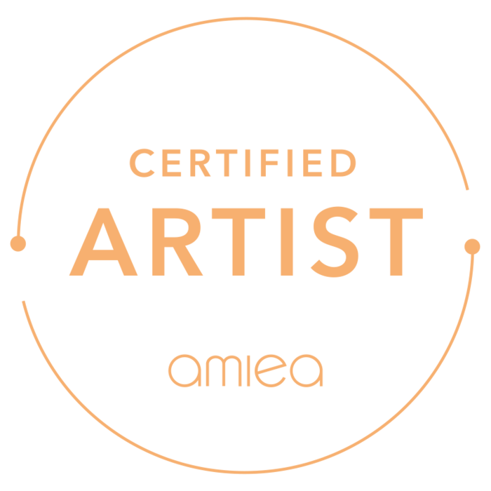 Icon for amiea certified artist level 1